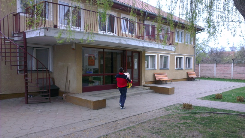 Centrul de plasament Ghimbav
