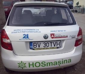 HOSmasina Cetateta Brasovului